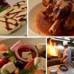 Food at Mezze